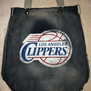 Handbags - Los Angeles Clippers bag